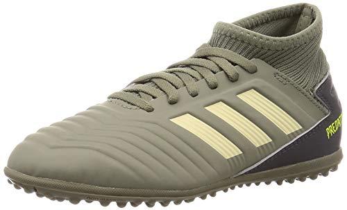 adidas Jungen Predator 19.3 Tf J Fußballschuhe, Verleg/Arena/Amasol, 35 EU