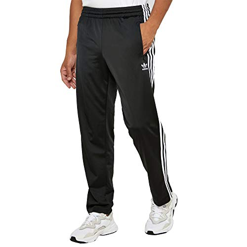 adidas Herren Essentials 3-Streifen Regular Tricot Pants, Herren, Hose, Essentials 3-Stripes Open Hem Tricot...