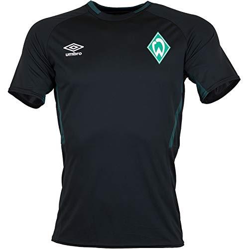 Werder Bremen Umbro Training Trikot 19/20 (XL, schwarz)