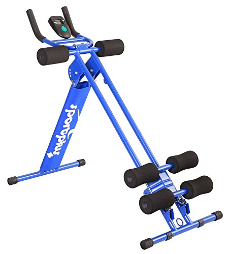 SportPlus SP-ALB-011 AB Plank Bauch- und Rckentrainer
