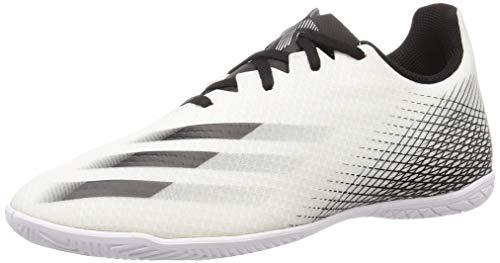adidas Herren X Ghosted 4 Indoor Fußballschuh, FTWR White, 42 EU