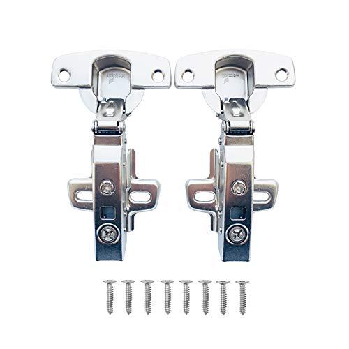 Hettich Sensys 8645i TH52 110 Grad Eckanschlag Standard Scharnier mit Soft Close Automatikscharnier...