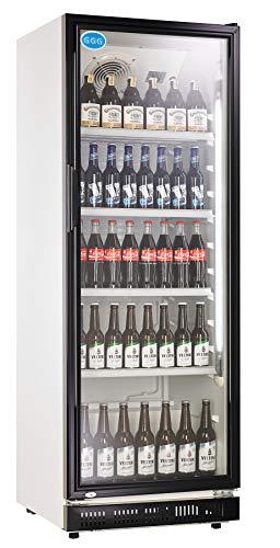 Flaschenkühler, 360 Liter, 620x635x1732mm, 220-240 V, 50Hz,