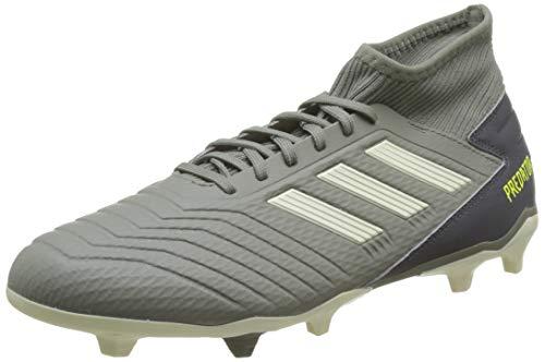 adidas Herren Predator 19.3 FG Fußballschuhe, Grün (Legacy Green/Sand/Solar Yellow Legacy Green/Sand/Solar...