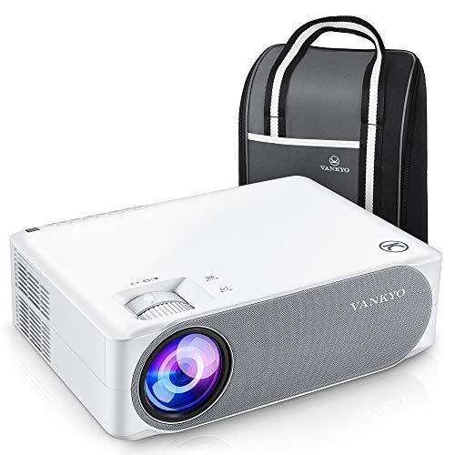 Beamer 7000 Lux, Native 1080p Beamer Full HD, VANKYO Performance V630 Beamer Heimkino, mit ±50°Elektronische...