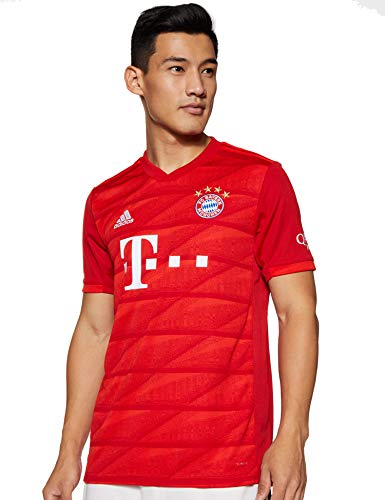 adidas Herren FCB H JSY T-Shirt, Rojfcb, XL