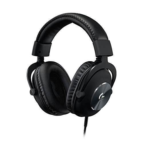 Logitech G PRO VR Gaming-Headset für Oculus Quest 2, Oculus Ready, Kabel in individueller Länge, PRO-G...