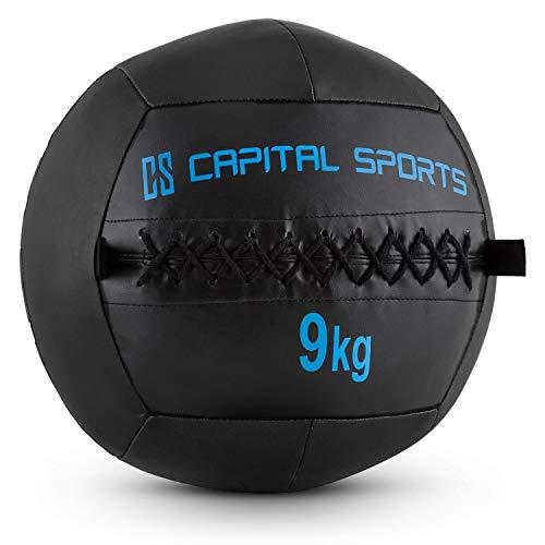 Capital Sports Epitomer - Medizinball, Wall Ball, Fitness Ball, Krafttraining, Ausdauertraining, Functional...