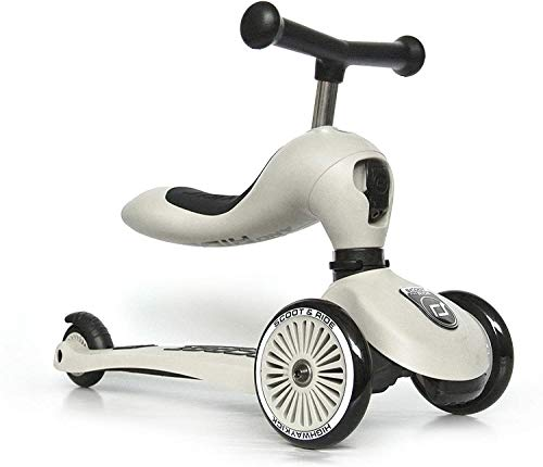 Scoot & Ride Highwaykick 1 Ash