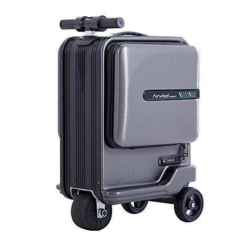 Airwheel SE3mini Smart Fahrkoffer, Elektro Koffer,Bluetooth Lautsprecher,Bluetooth Koffer