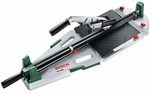 Bosch Fliesenschneider PTC 640 (Fliesenstärke: 12mm, Schnittlänge: 640mm, Diagonalschnittlänger: 450 mm, im...