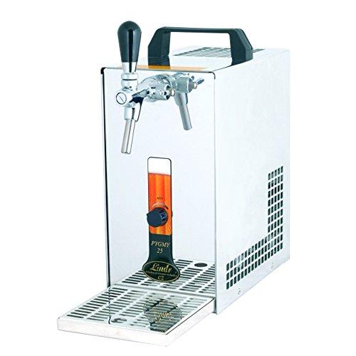 Gastrobedarf Westerbarkey Zapfanlage aus Edelstahl 30l/h Zapfen ohne folgekosten von Co2/Kohlensäure mit...