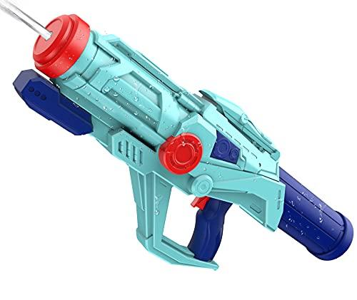 Wasserpistole Spielzeug für Kinder, Super Pistole 33 ft Long Shooting Range Powerful Blaster mit 750ML...