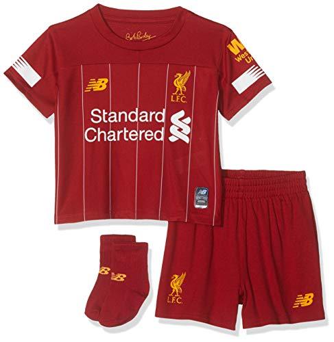 New Balance Offizielles Liverpool FC 2019/20 Baby-Set für Kinder M Home