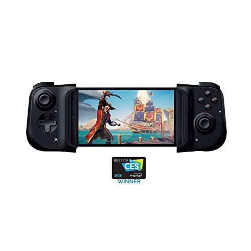 Razer Kishi für Android (Xbox xCloud) - Smartphone Gaming Controller (USB-C Anschluss, Ergonomisches Design,...