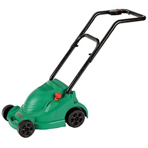 Theo Klein 2702 Bosch Rotak Rasenmäher I Mit Knattergeräusch beim Fahren I Maße: 66 cm x 25 cm x 49 cm I...