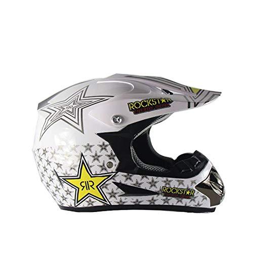 MOPIK Helme, Cross-Country-Motorradhelme, Cross-Country-Motorradhelme Für Männer Und Frauen, Forsthelme Für...