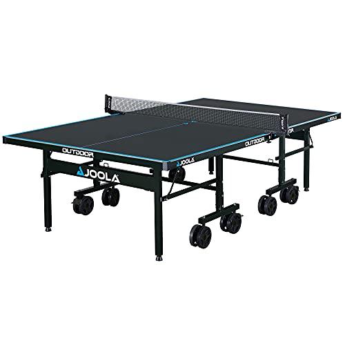 JOOLA 11645 Tischtennisplatte Outdoor J500A-Profi Tischtennistisch 6 MM Aluminium-Verbundoberfläche...