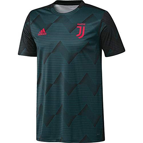 Adidas Juve Pre-Match Trikot (XXL, Green Black)
