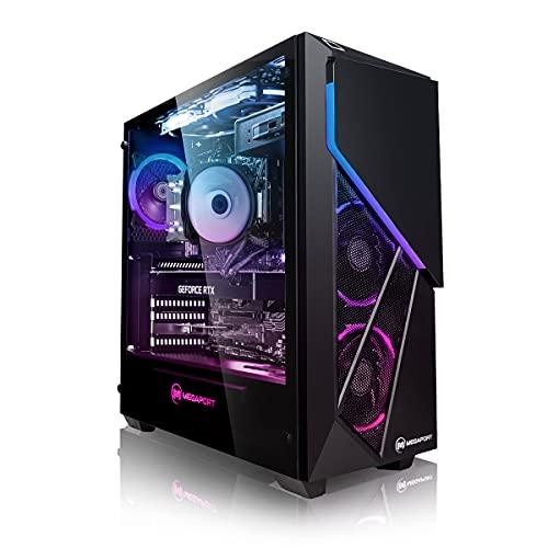 Megaport Gaming PC • Intel i9 10900F 10x 5.30GHz • GeForce RTX 3080 10GB • 32GB 3200 • 1TB M.2 SSD •...