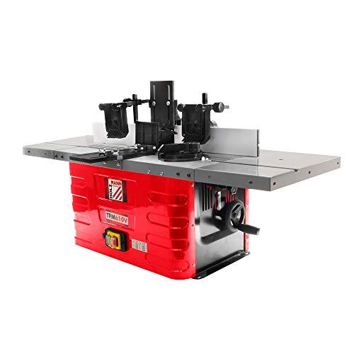 Holzmann Tischfräsmaschine TFM610V 230V Holzfräsmaschine TFM 610 V