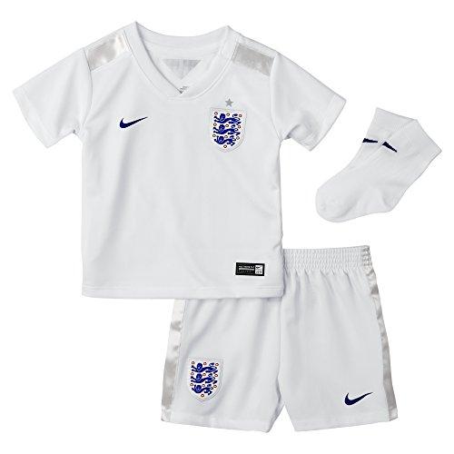 Nike Kinder England Stadium WM 2014 Heim Kit, weiß, 68 (3-6 Monate)