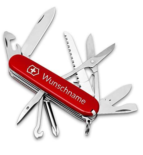 Victorinox Fieldmaster Taschenmesser mit Gravur I Geschenk für Männer I Geschenke zum Geburtstag I Messer...