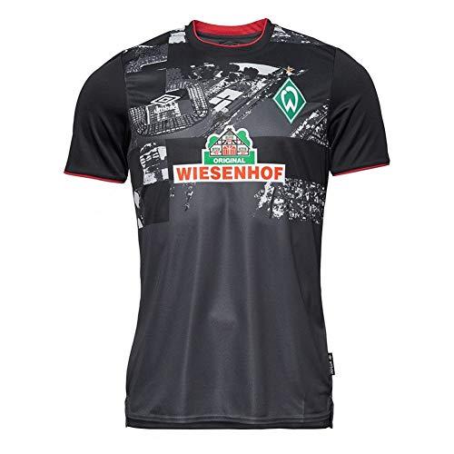 Werder Bremen Umbro City Trikot Stadt Trikot (XL, schwarz)