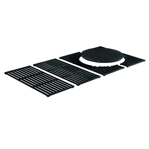 Enders® SWITCH GRID Rost-in-Rost System 7785 Gusseisen, für Enders® BOSTON 4, Grill-Zubehör, Grillrost,...