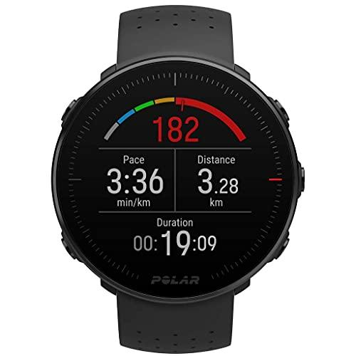 Polar Vantage M – Allround-Multisportuhr mit GPS und optischer Pulsmessung am Handgelenk – Laufen und...