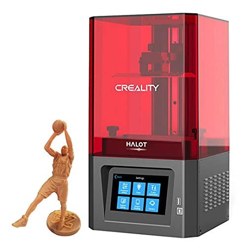 Creality 3D Resin 3D Drucker UV Lichthärtungs LCD Harz 3D Drucker mit 6 Zoll 2K Monochrom LCD,Integrierte...
