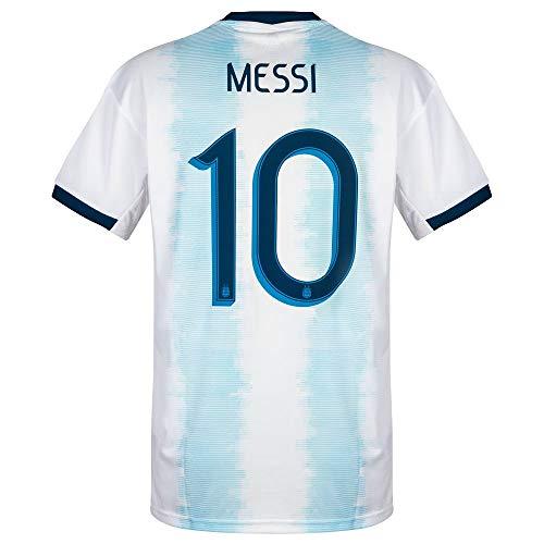 Argentinien Home Trikot 2019 2020 + Messi 10 - XXL