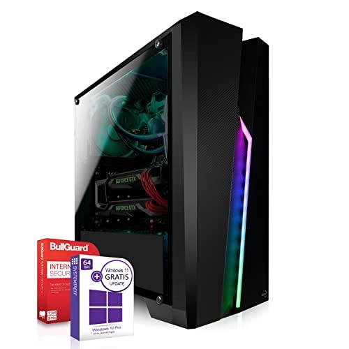 High-End Gaming PC|AMD Ryzen 7 3700X 8x4.4GHz|Marken Board|16 GB DDR4 3200 MHz|Nvidia GeForce RTX 3060 12GB...