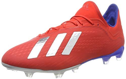 Adidas Herren X 18.2 Fg Fußballschuhe, Mehrfarbig (Rojact/Plamet/Azufue 000), 42 2/3 EU