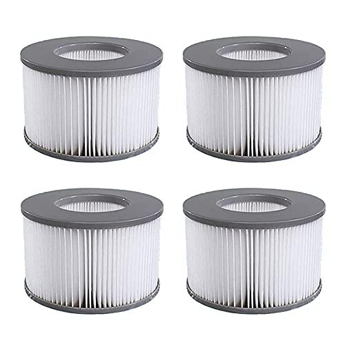 Mscomft Ersatzfilter für MSpa Whirlpool Ersatz Filter Filterkartusche Wasserfilter,Filter für Whirlpool,...