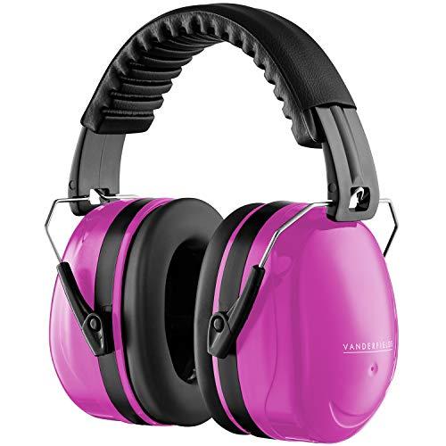 Gehörschützer - Leicht Faltbar und Komfortable Gehörschutz - Kapselgehörschutz mit Hochwertige...