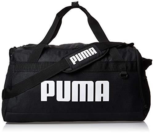 PUMA Unisex– Erwachsene Challenger Duffel Bag S Sporttasche, Black, OSFA