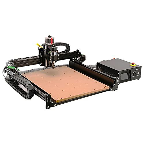 4040-XE Desktop CNC Fräsmaschine/Graviermaschine, 3-Achsen Gravurfräsmaschine für Holzstich, Acryl Gravur,...