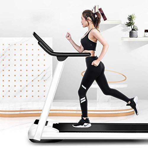 WYZXR Faltbares Laufband Ultradünnes und leises motorisiertes Laufen Joggen Gehen für tragbare...