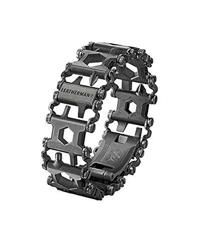 LEATHERMAN - Tread, Multi-Tool Armband, 29 Werkzeuge stets griffbereit am Handgelenk, flexibel einstellbar,...