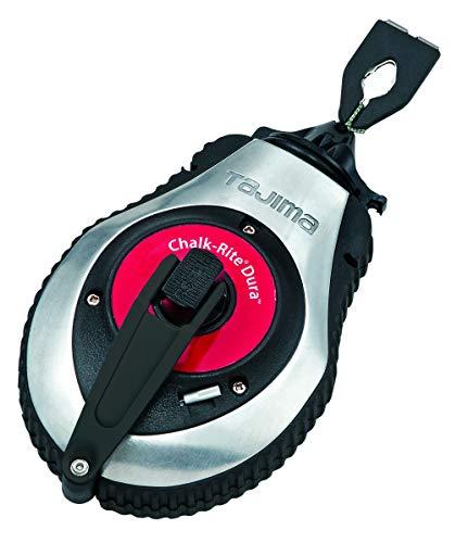 Tajima Markierwerkzeug, Schlagschnur, Schlagschnurgerät (Schnellkurbelsystem Abschnüren und Markieren Aller...