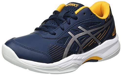 ASICS 1044A025-400_40 Tennis Shoes, Navy, EU