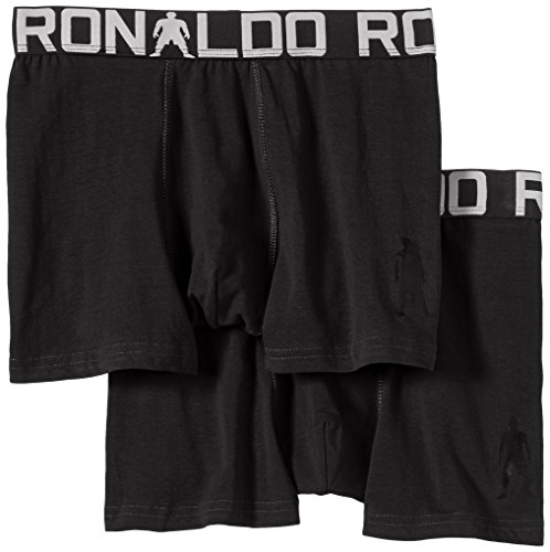 CR7 Cristiano Ronaldo BOYS Boxershorts Jungen 2-Pack (CR7-8400-5100-451-134/140)