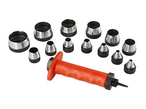 Extol Premium 8801850 Loch Eisen, Set 13 Tipps