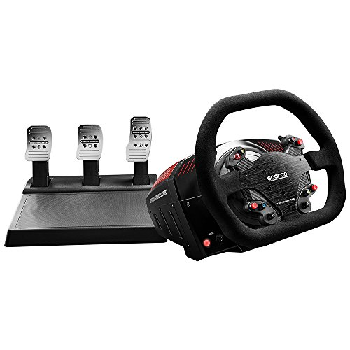 Thrustmaster TS-XW Racer Sparco P310 Competition Mod: offiziell lizenziertes Renn-Lenkrad für Xbox One und...