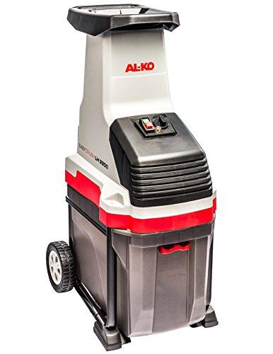 AL-KO Häcksler Easy Crush LH 2800, 2800 W Motorleistung, max. 40 mm Aststärke, 48 Liter Fangbox, leiser...
