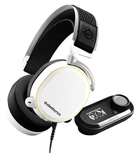 SteelSeries Arctis Pro GameDAC – Gaming-Headset – zertifizierte hochauflösende Audioqualität – ESS...