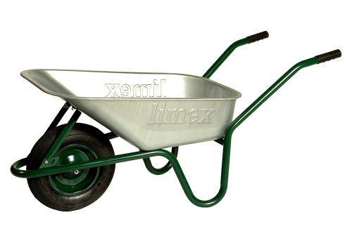 LIMEX Bauschubkarre grün 85 L - LX11000090