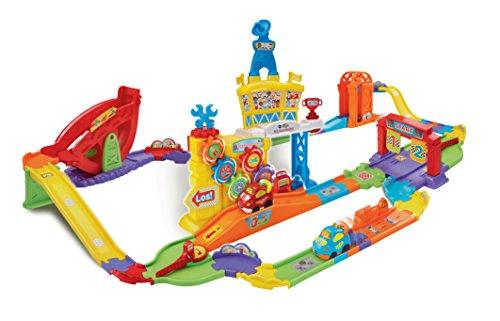 VTech Baby 80-180204 - Tut Tut Flitzer - RC Rennbahn