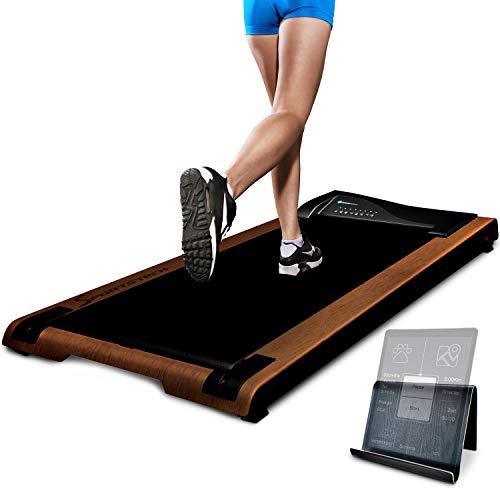 DESKFIT Laufband für Schreibtisch - fit & gesund im Büro & zu Hause | Bewegung & ergonomisches Arbeiten |...